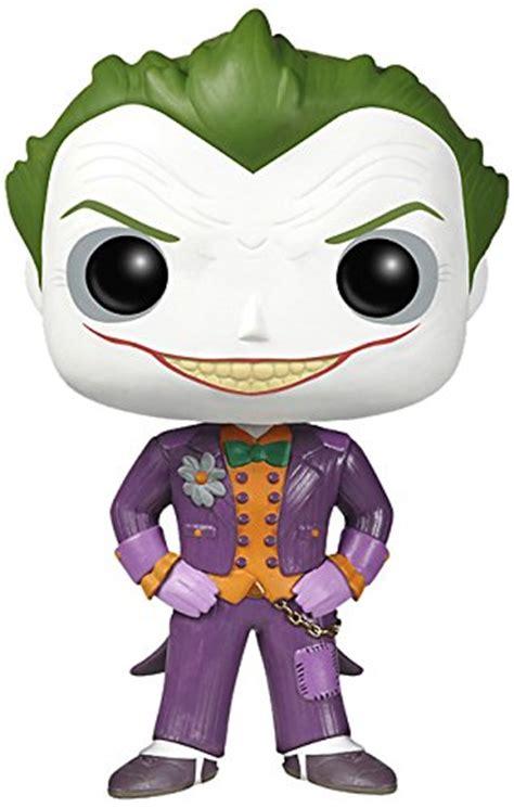Murah Funko Pop Heroes Dc Universe The Joker 6 funko pop heroes arkham asylum joker new figures