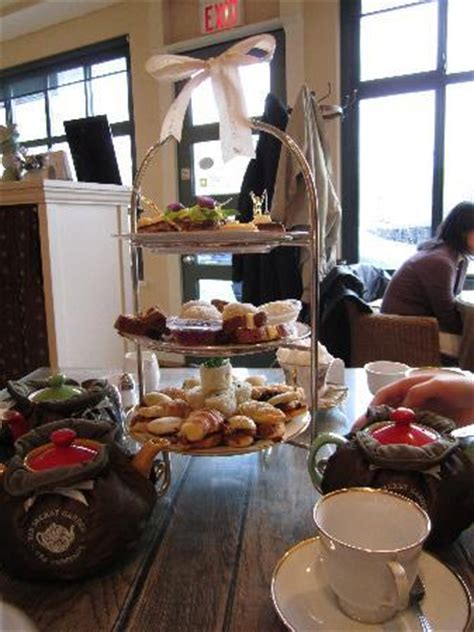 The Secret Garden Tea Room by Picture Of The Secret Garden Tea Room Vancouver Tripadvisor