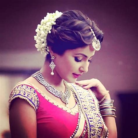 akshara wedding hairstyle 17 best images about hair on pinterest jasmine updo and