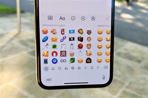Iphone Update 12 1 Ios 12 1 Emoji Changelog
