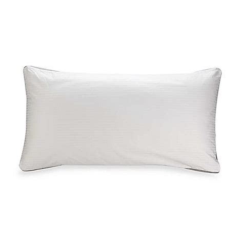 buy sleep on side pillow from bed bath beyond buy isotonic 174 indulgence king side sleeper pillow from