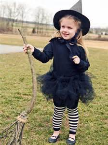 make witch costume halloween diy girls witch costume for halloween hgtv