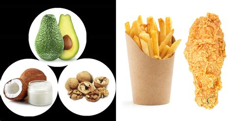 healthy fats vs trans fats saturated is not the problem but trans