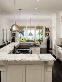 Bi Level Kitchen Designs Bi Level Island Kitchen Ideas