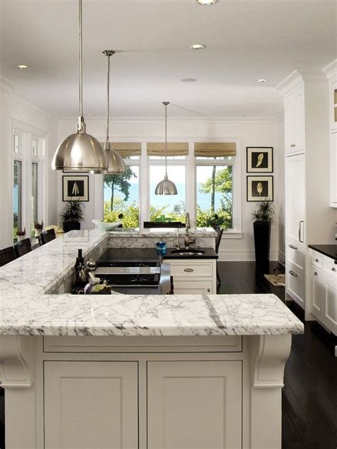 bi level kitchen ideas bi level island kitchen ideas pinterest