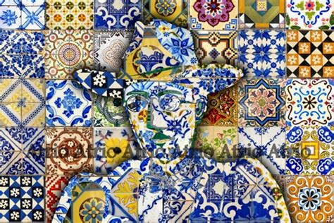 piastrelle portoghesi azulejos piastrelle in stile portoghese