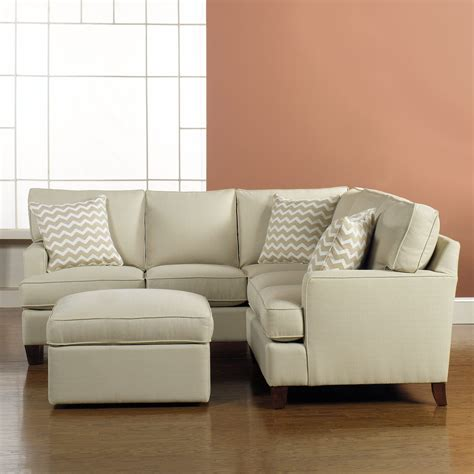 Compact Sectional Sofa Small Sectional Sofa Toronto Brokeasshome