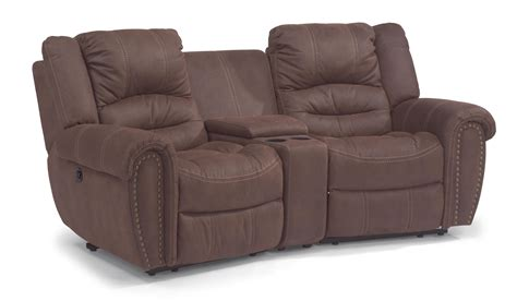 Flexsteel Latitudes Reclining Sofa Flexsteel Latitudes New Town Three Power Reclining