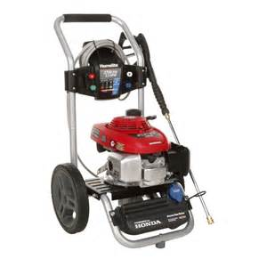Honda Power Washer Brand New Homelite 2700 Psi 2 3 Gpm Honda Gas Pressure