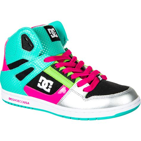 dc rebound hi se skate shoe s backcountry