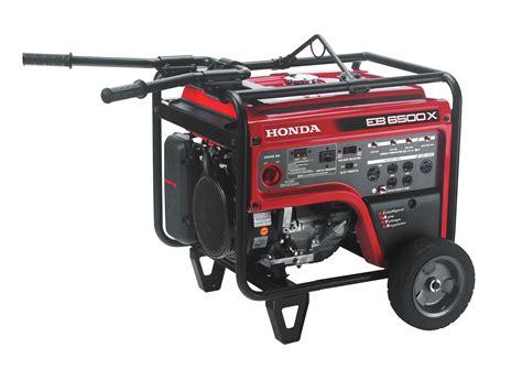 Honda Generator by Honda Eb6500 Generator Earns Award