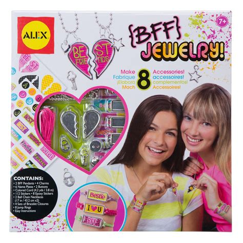 ALEX Toys Do it Yourself Wear BFF Jewelry Kit   AlexBrands.com