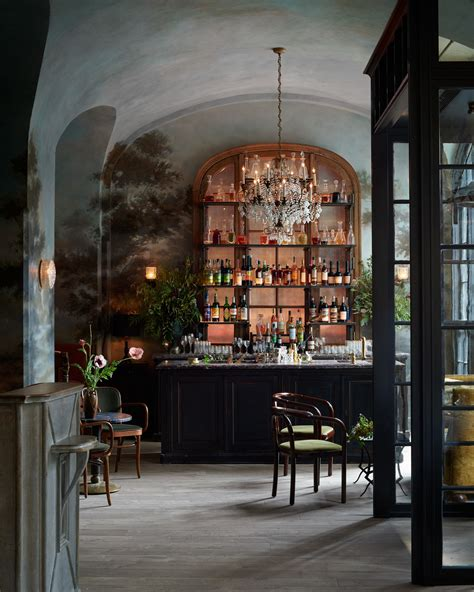 le coucou a vintage inspired restaurant in new