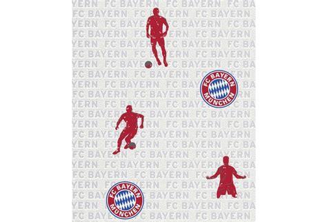 Muster Jagdpachtvertrag Bayern Rasch Vliestapete Fc Bayern M 252 Nchen Muster Wei 223 Rot Hertie De