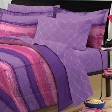 tie dye full size comforter kids bedding purple pink tie dye full comforter set 7