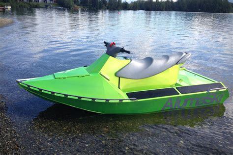 aluminum boat jet ski engine alumaski aluminum jet ski hiconsumption