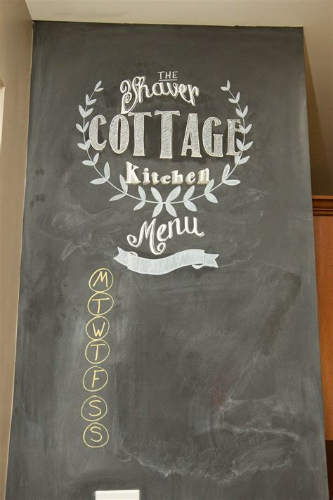 diy chalkboard decal diy chalkboard quot lettering quot decal tutorial bless