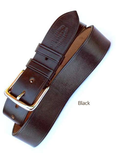 Handmade Leather Belt - 1 190 quot bridle handmade leather belt finest quality custom