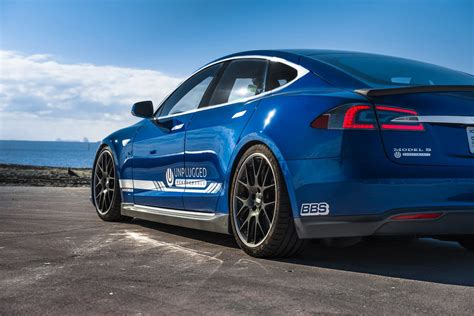 Play Tesla Sports Air Suspension Lowering Kit For Tesla Model S