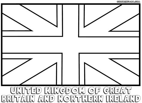free coloring pages of england flag outline england flag coloring pages coloring pages to download