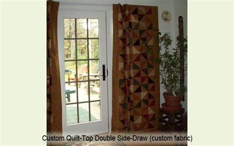 Thermal Window Quilts by Functional Thermal Insulated Window Treatments Side