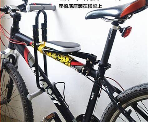 sillas bici ni os sill 237 n de bicicleta de monta 241 a delantera del asiento para