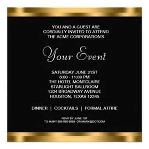 business invitation card templates free business event invitation templates invitation template