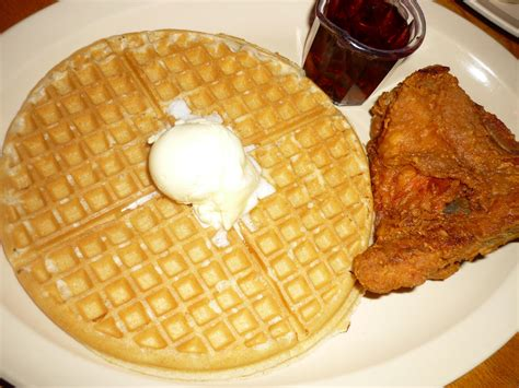 roscoe s house of chicken waffles roscoe s house of chicken n waffles roadfood
