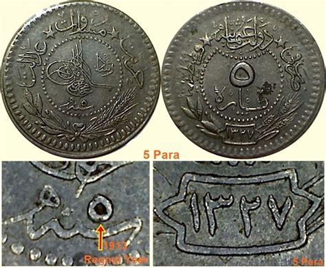 ottoman empire coins deciphering the correct year on ottoman empire coins