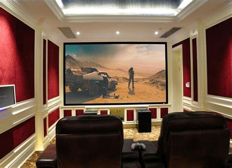 home theater acoustics project leeyin acoustics