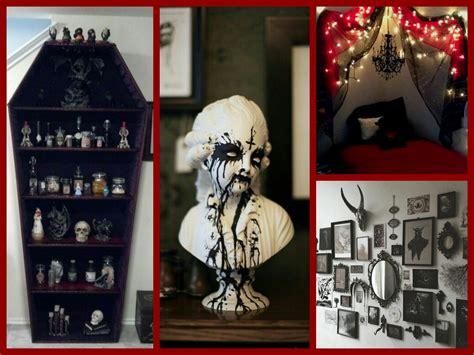 Gothic Home Decor Ideas by Gothic Halloween Decor Ideas Goth Room Decor Inspiration
