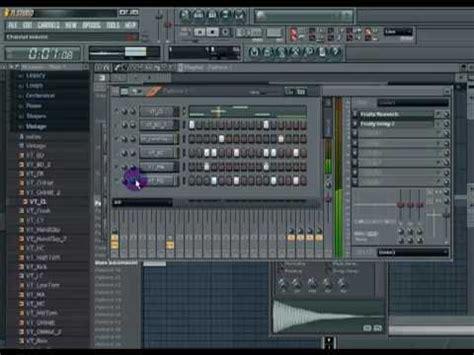 tutorial fl studio beat rap tutorial how to make a rap beat prod by leonel the master
