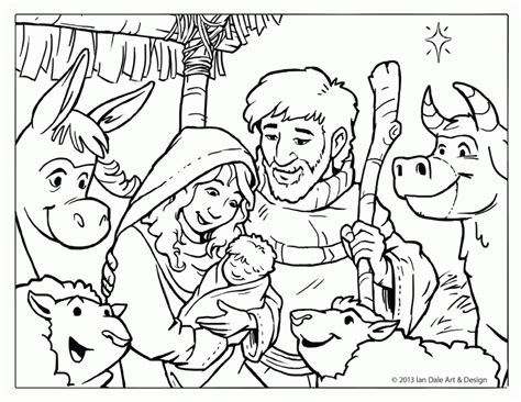 coloring page christmas pdf christian christmas coloring pages printable coloring