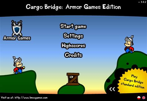 play free games online at armor games cargo bridge armor games edition hacked cheats