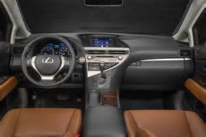Lexus Interior 2015 Lexus Rx350 And Rx450h Updated Automobile Magazine