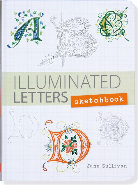 illuminated letters sketchbook www libreriamedievale - 1441319492 Illuminated Letters Sketchbook