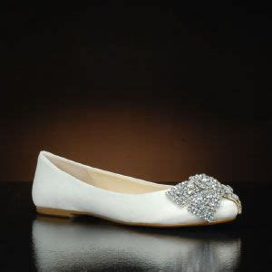 glass slipper flats 22 best images about bridal flats on lorraine