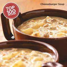 taste of home cheeseburger soup cheeseburger soup recipe cheeseburger soup