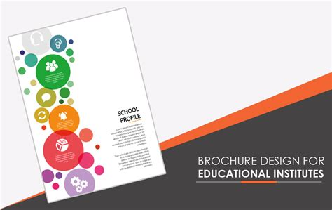 poster design educational institute brochure design company for educational institute