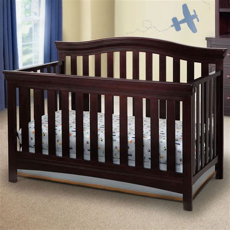nursery sorelle tuscany crib is convenient addition to