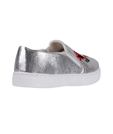 womens glitter sneakers womens glitter floral print plimsolls trainers sneakers