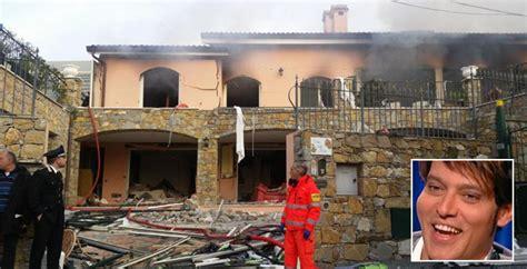 casa di gabriel garko gabriel garko esplode la sua villa a sanremo lui