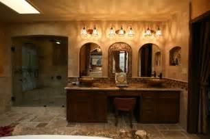 tuscan master bath traditional bathroom style ideas design decorating