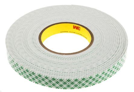 vhb 4016 19mm x 13,7m | 3m 4016 natural pur foam double