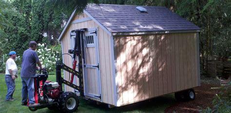 northwest shed movers cabin shed gazebo  barn moving