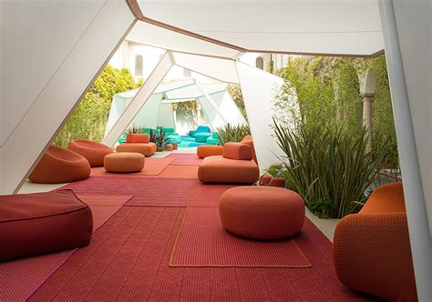 outdoor seating ideas luxurious decor collection from paola lenti redefines your