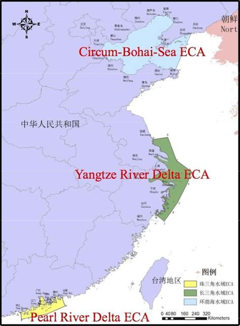american eca zone map china acts to shipping air pollution and