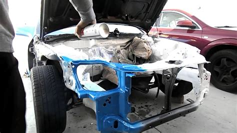 spray painting engine bay painting ek civic engine bay with spray cans