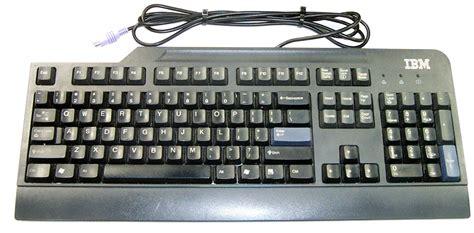 Keyboard Ibm ibm 89p8300 black ps 2 preferred pro international keyboard ebay