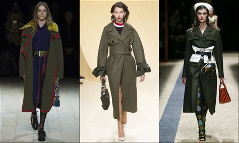 7 Fashionable Trends For Winter by Luxury Fall Trends 2016 2017